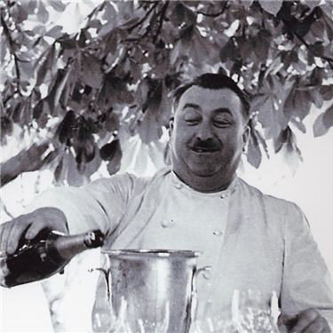 Fernand Point, le mentor de Paul Bocuse.